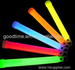 "6""glow stick with hook"