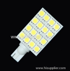 2.2W T10 16 SMD led car light