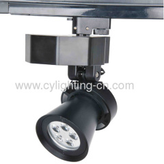 1W High Power Black Color And High Quality LED Spot Lighting