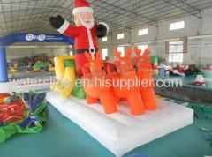 reindeer inflatable Xmas inflatable christmas