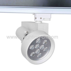 Eco-friendly And Durable Hosing White Color LED Track Lamp