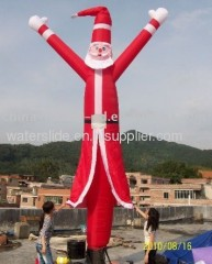 Inflatable christmas air dancer