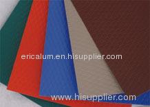 color embossed aluminium coils