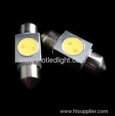 Led festoon bulbs led car light 1pc high power