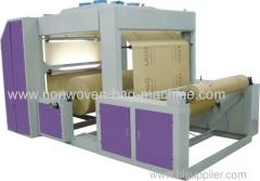 flexo printing press nonwoven fabric printer