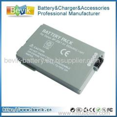 Digital camera battery for canon BP-208