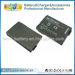 Digital camera battery for canon BP-308