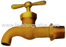 bibcock brass tap H-04211