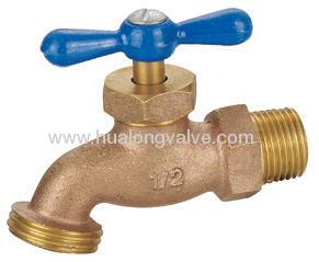 brass bib tap H-04213