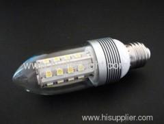 SMD led light smd lamps G60 28pcs 5050 SMD candle bulbs