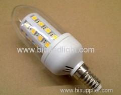 SMD led light smd lamps 36pcs 5050 smd led candle bulbs