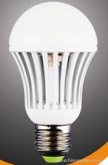 LED light Bulb 100Lm/W r60 mcob led bulb lamp