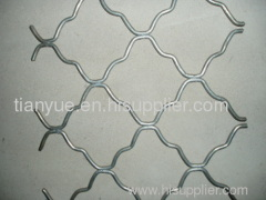 PVC coated guarding wire mesh