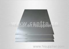 Niobium sheet, foil, plate