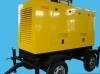 20-1500kva Mobile diesel generator set