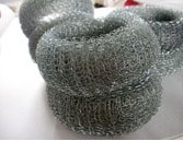 Knitted wire mesh Club Cleaner