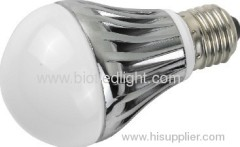 5W 5X1W High Power led bulb E27 base