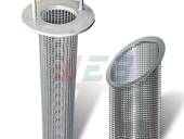 Edge-covered Wire Mesh