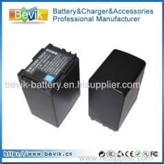 BP-827 BATTERY FOR CANON VIXIA HF 200 11 20 S100 S200