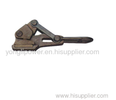 5~50KN earthwire automatic grip come along clamps