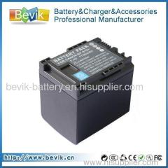 Digital camera battery for canon BP-819