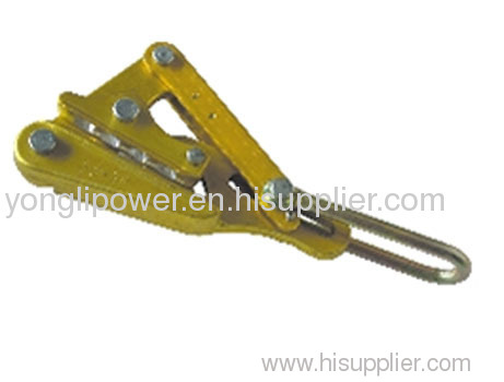 insulated conductor grip come along clamp