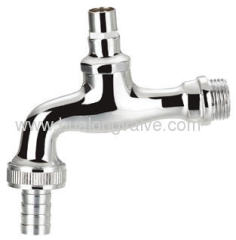 Bib Tap Chrome