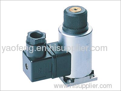 proportional hydraulic solenoid MSM923571-003