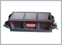 70.7*70.7*70.7mm three gang Cube Mould