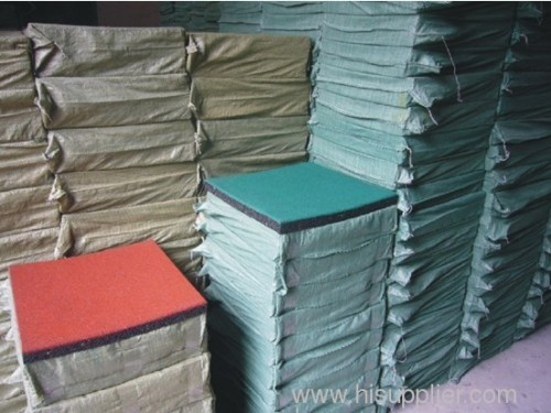 Rubber Tiles Rubber Mats Outdoor Flooring From China