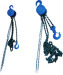 manual pull tackle block chain hoist