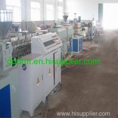 COD cable pipe production line/ COD pipe extrusion unit