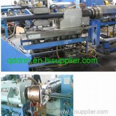 COD pipe production line/plastic pipe production line