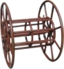 cradle reel elevators Steel wire rope reel and reel stand roller