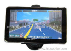 "7"" Touch Screen GPS Navigation, GPS Receiver"