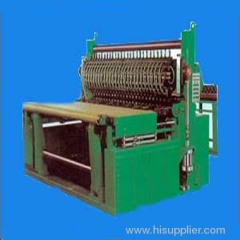 full automatic welded wire mesh machines