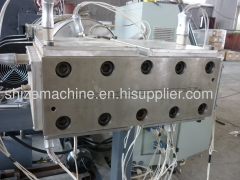 PVC panel production line