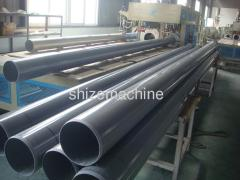 PVC pipe machine