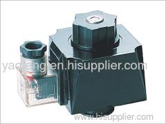 solenoid hydraulic
