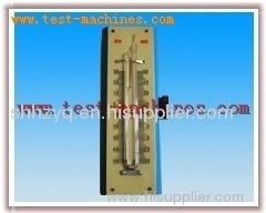 Maximum and minimum thermometer