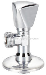 H-06103 Forged Brass Chrome Plated Angle Valve,PN25