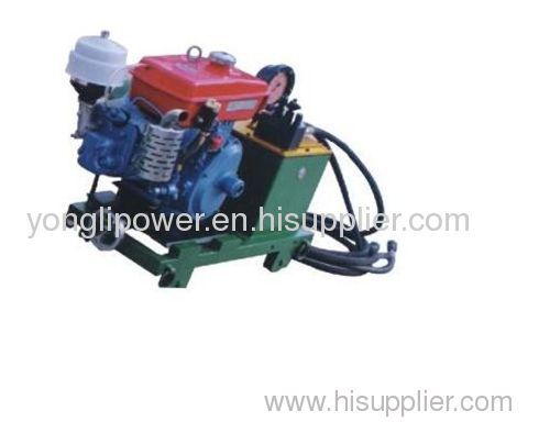 75MPa superhigh pressure hydraulic pump station