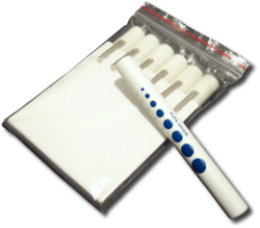 Disposable pen lights