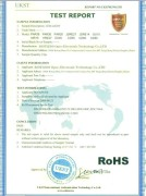 ROHS for led lamps