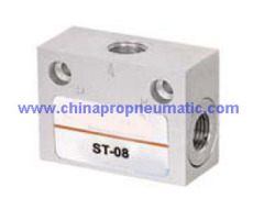 ST-08 Pneumatic Shuttle Valves