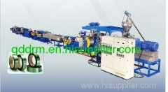 PET strap production line/PET strap making machine