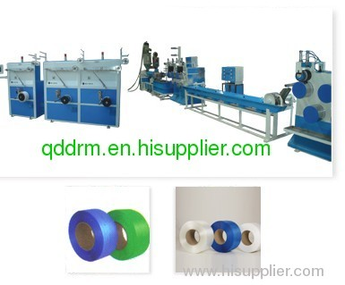 PP strap band extrusion line/PP strap production machine