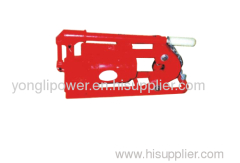 Cutting off 30mm and below steel wire hydraulic steel cutter