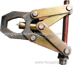 Hydraulic /manual style nut splitter