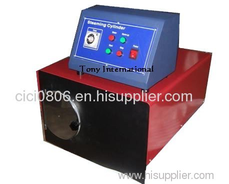 Fabric Steaming Cylinder Test Equipment